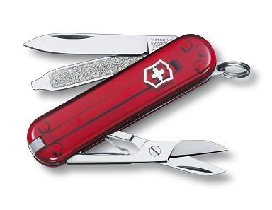 Victorinox 0.6223.T Classic vreckový nôž