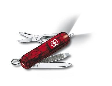 Victorinox 0.6226.T Signature Lite Ruby vreckový nôž
