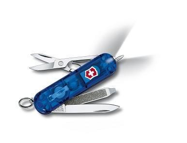 Victorinox 0.6226.T2 Signature Sapphire vreckový nôž