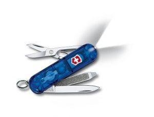 Victorinox 0.6228.T2 SwissLite Sapphire vreckový nôž