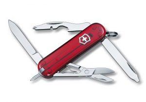Victorinox 0.6365.T Manager Ruby vreckový nôž