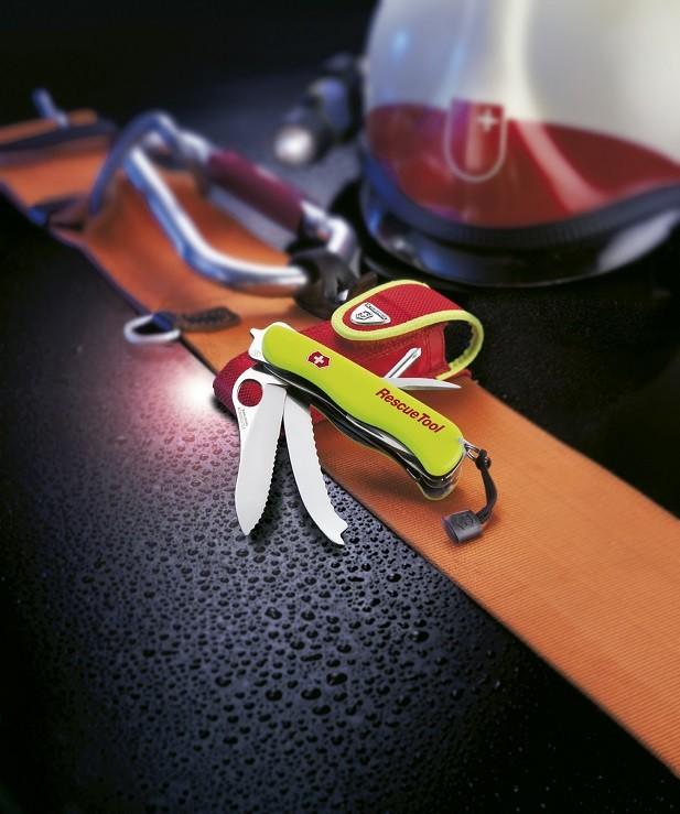 Victorinox 0.8623.MWN RescueTool vreckový nôž