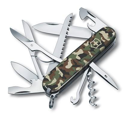Victorinox 1.3713.94 Huntsman vreckový nôž