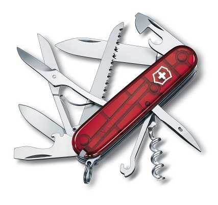 Victorinox 1.3713.T Huntsman vreckový nôž