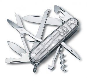 Victorinox 1.3713.T7 Huntsman Silvertech vreckový nôž