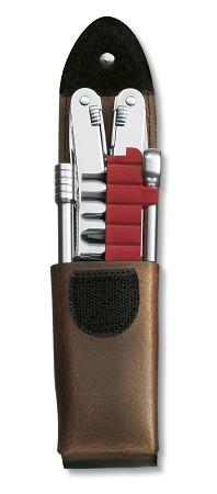 Victorinox 3.0239.L SwissTool Spirit Plus v koženom puzdre