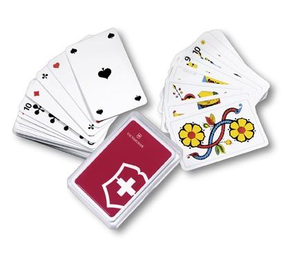 Victorinox 9.6091.3 hracie karty žolíkové