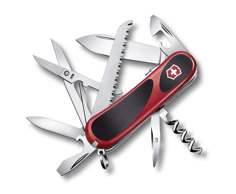 Victorinox 2.3913.SC EvoGrip S17 vreckový nôž