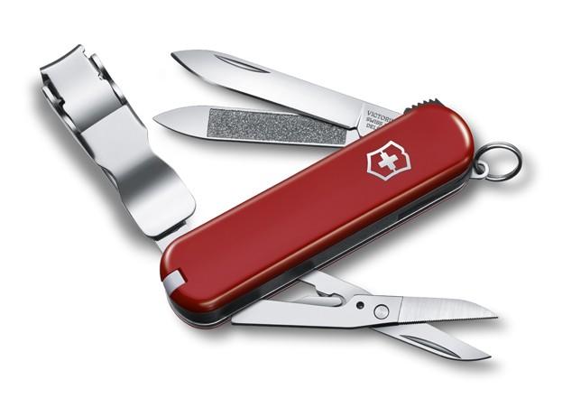 Victorinox 0.6463 NailClip 580 vreckový nôž