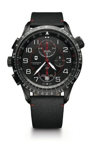 Victorinox 241716 AirBoss Mach 9 Black Edition hodinky
