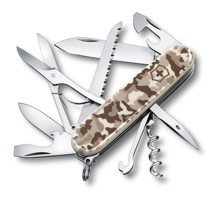 Victorinox 1.3713.941 Huntsman vreckový nôž