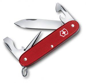 Victorinox 0.8201.L18 Pioneer Alox vreckový nôž