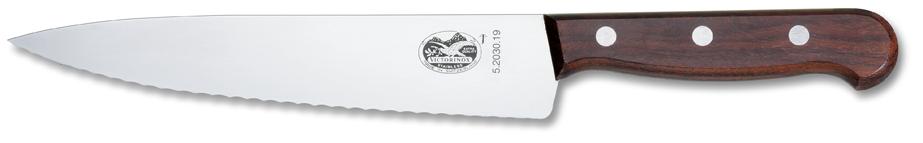 Victorinox Nárezový nôž 25cm - Palisander